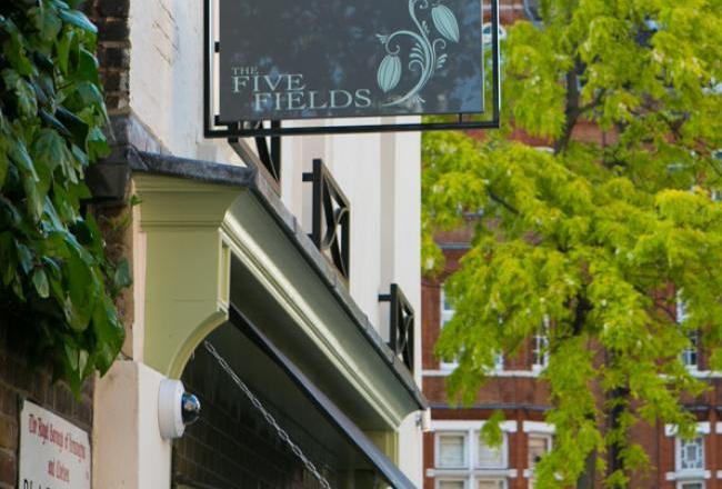 Five Fields Restaurant